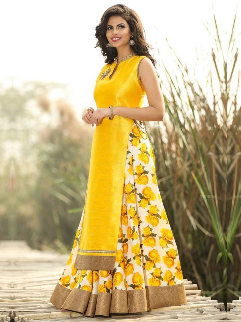Latest Beautiful Fashion Frocks For Girls Sari Info