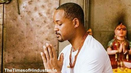 thetimesofhindustan.in will smith shared pics of aarti haridwar