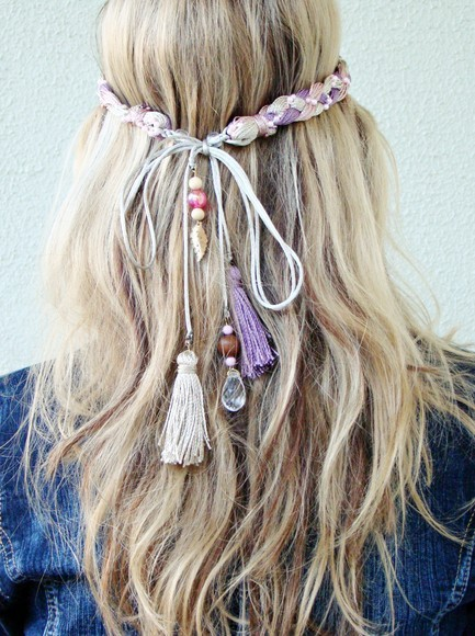 Beachy Boho Chic Hair Blondelacquer