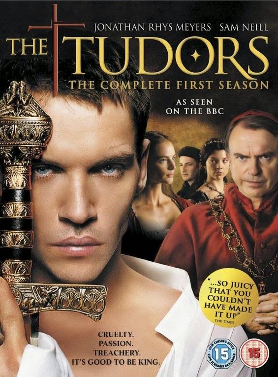 Llamastrangler's Big TV and Film Blog: The Tudors Index