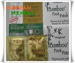 Koyo bamboo gold original murah di hafzah herbal