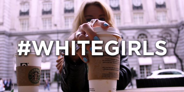 The Basic Girl DiaryWhite Girls Be Like Starbucks