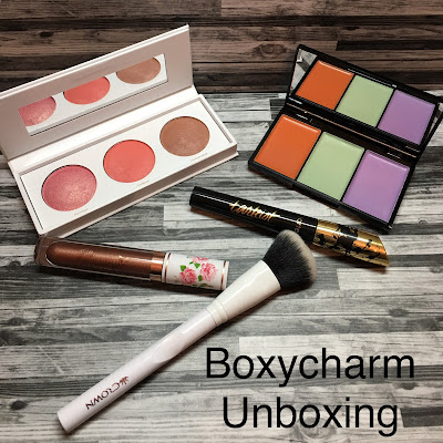 Boxycharm Unboxing December 2017