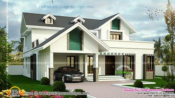 Nice modern home