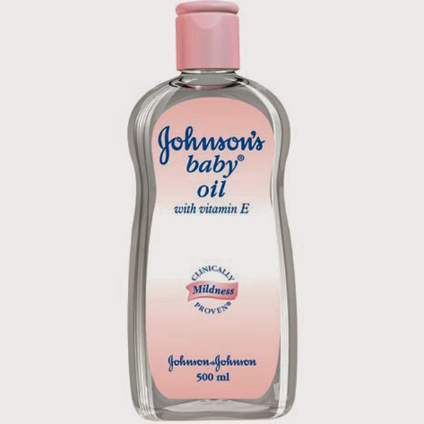Mineral Oil johnson baby oil