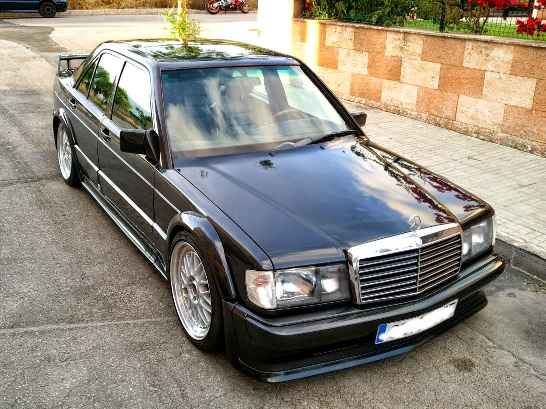 mercedes benz 190e evo 2 5 16 benztuning. Black Bedroom Furniture Sets. Home Design Ideas