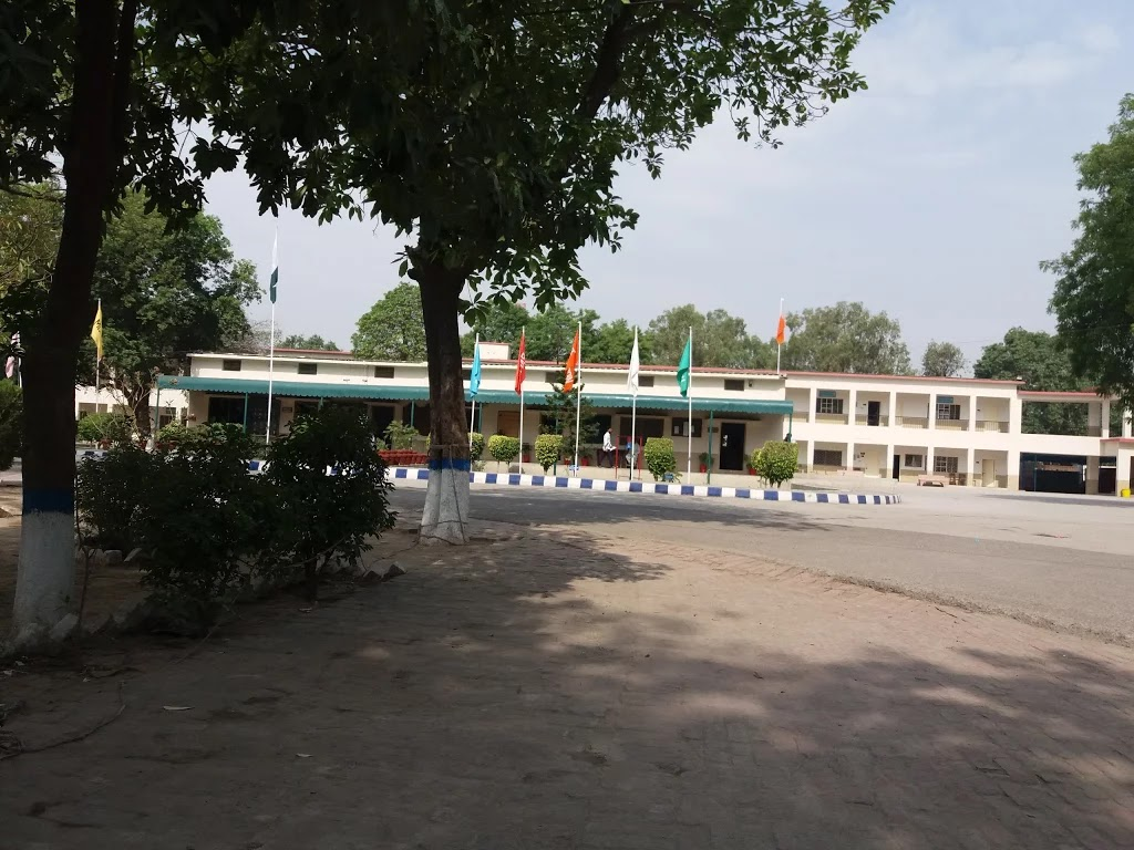 Fazaia Inter College, Munir Road, Lahore