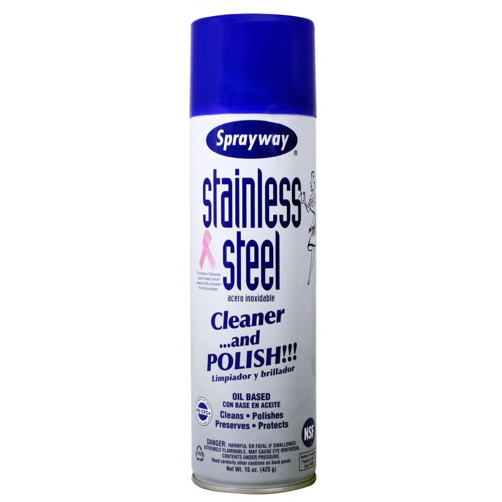 Stainless Steel Cleaner For Kitchen Aid Appliances