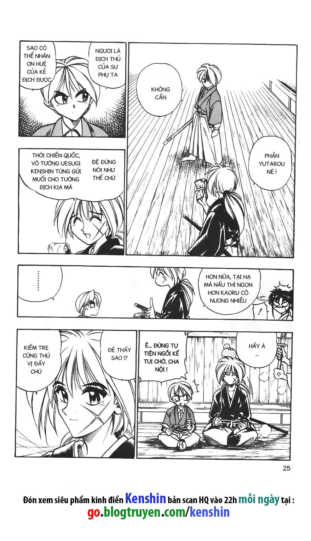 Rurouni Kenshin chap 38 trang 17