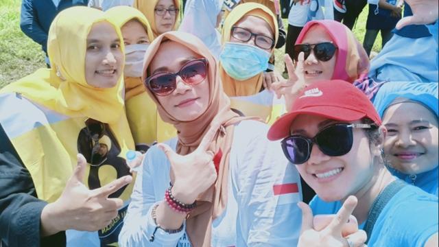 Prabowo: 17 April Bawa Lontong, Ketupat, Sarung, Kita Lebaran di TPS