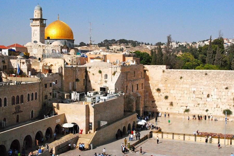 Turismo en Jerusalen