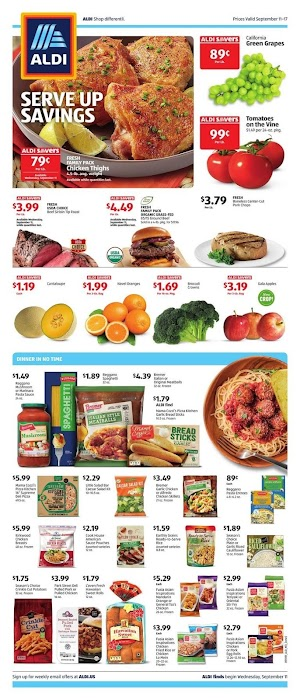 Aldi Weekly Ad 9 18 19 And Aldi Ad Preview 9 25 19