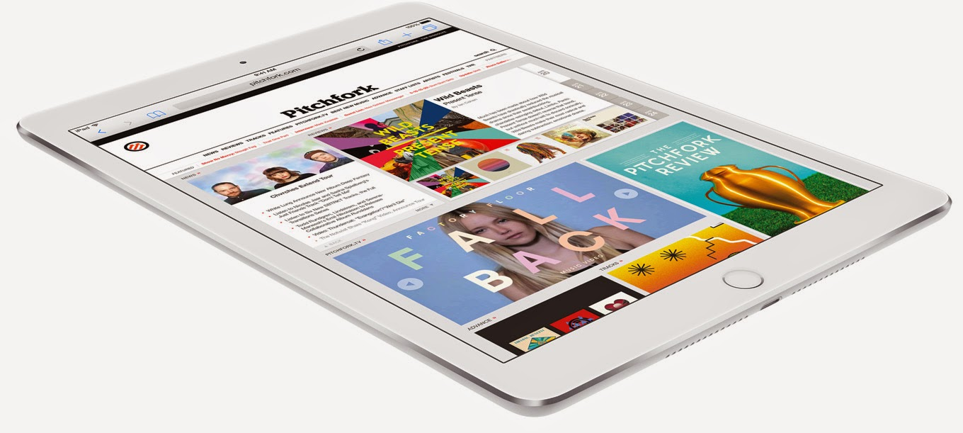 Apple Now accepting pre-orders for new iPads