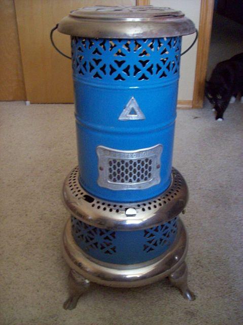 Relaxshacks.com: Vintage Oil and Kerosene Heaters/Heat for ...