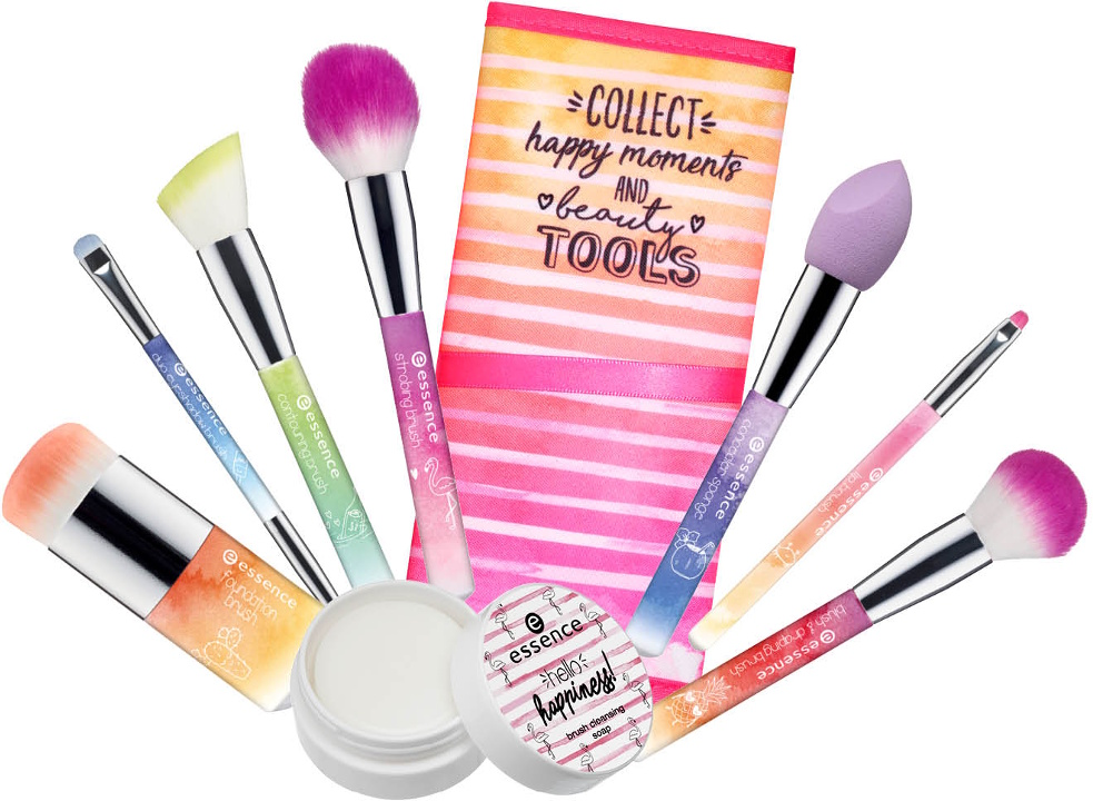 essence - hello happiness Trend Edition