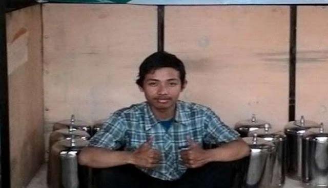 Fakta Seputar Dede Miftahul Anwar, Pemuda Asal Subang yang Menciptakan Kompor Berbahan Bakar Air