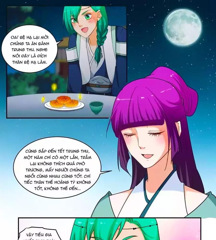 Nữ Đế Học Dốt Chapter 63 - Trang 11