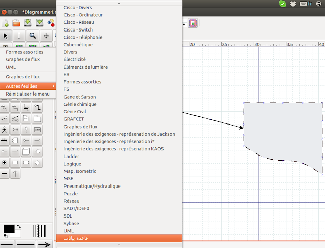 Best Practices Software engineering: Dia :Tools to draw