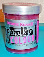 punky colour flamingo pink hair dye review magenta fuschia bright
