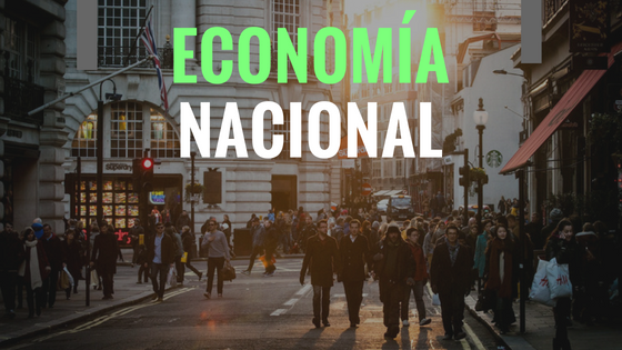 ¿Que es la economía nacional?