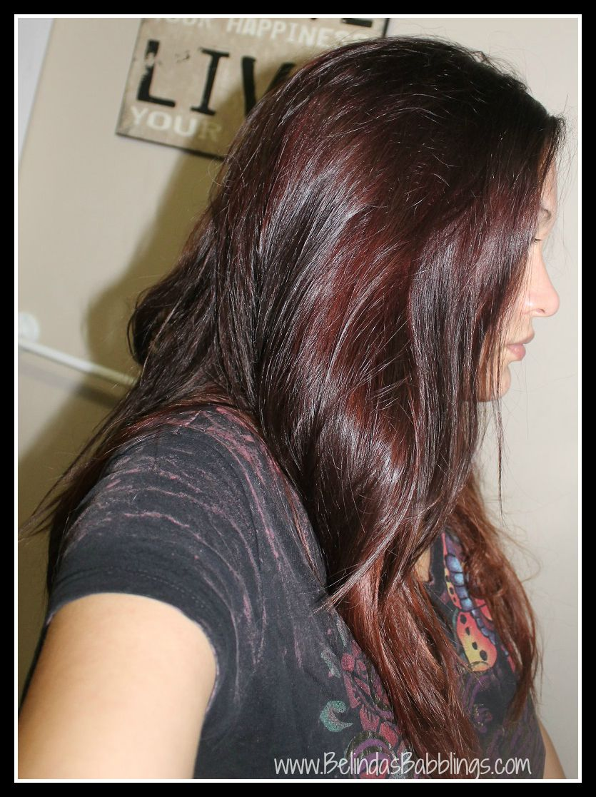 Revlon Burgundy 48 Hair Color Reviews Hairstyle Inspirations 2018