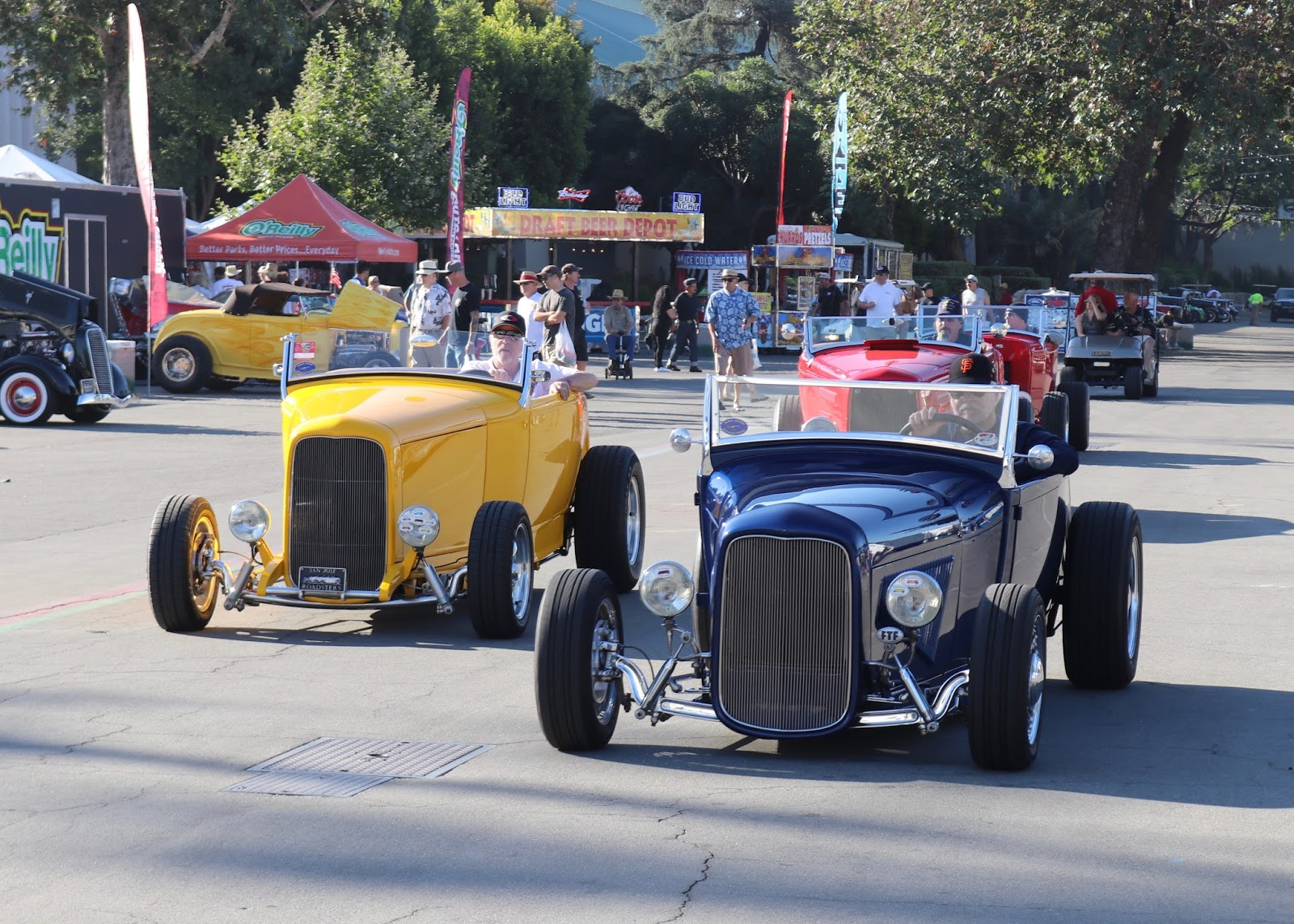 Covering Classic Cars : 2017 LA Roadster Car Show and Swap Meet at ...