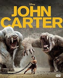 John Carter: Entre Dois Mundos - Poster