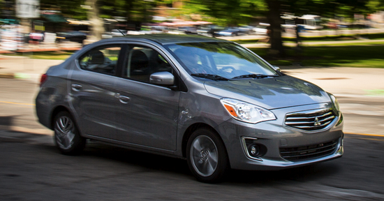 2020 Mitsubishi Mirage G4 Sedan Automatic Review - Cars Auto Express | New and Used Car Reviews ...
