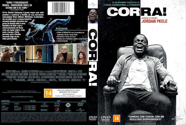 Capa DVD Corra! [Custom]