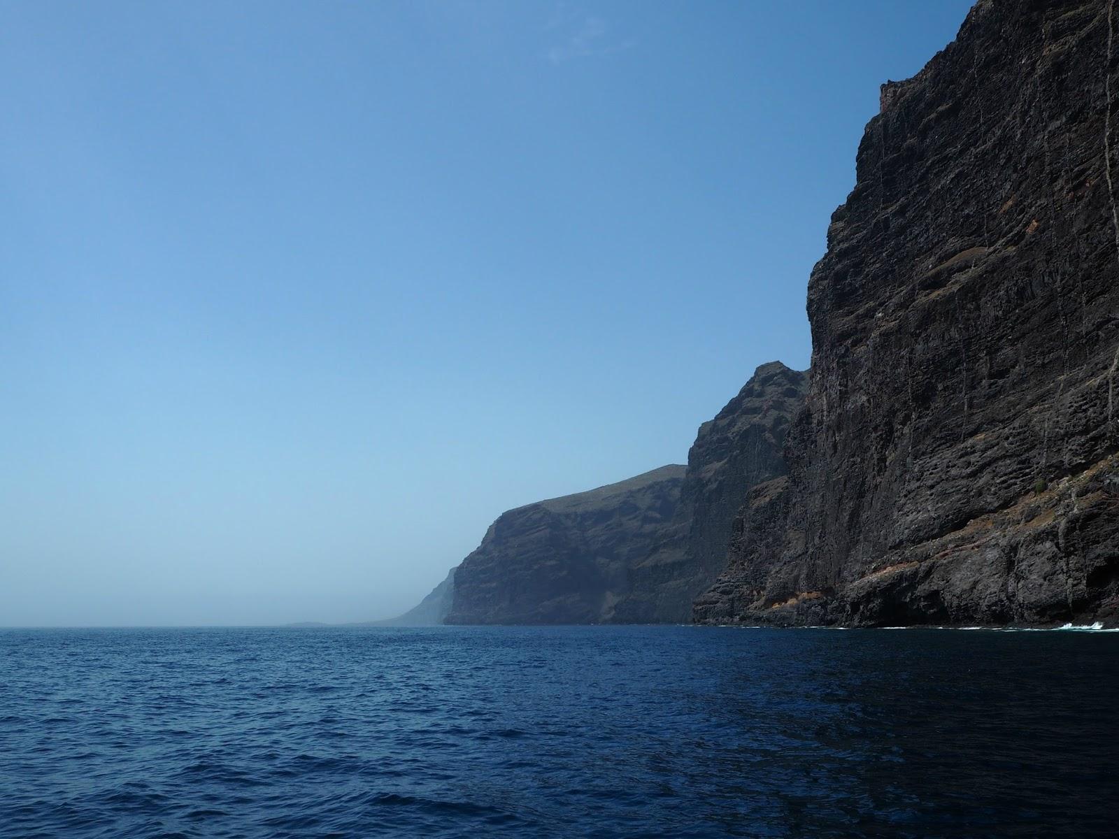 Los Gigantos Tenerife