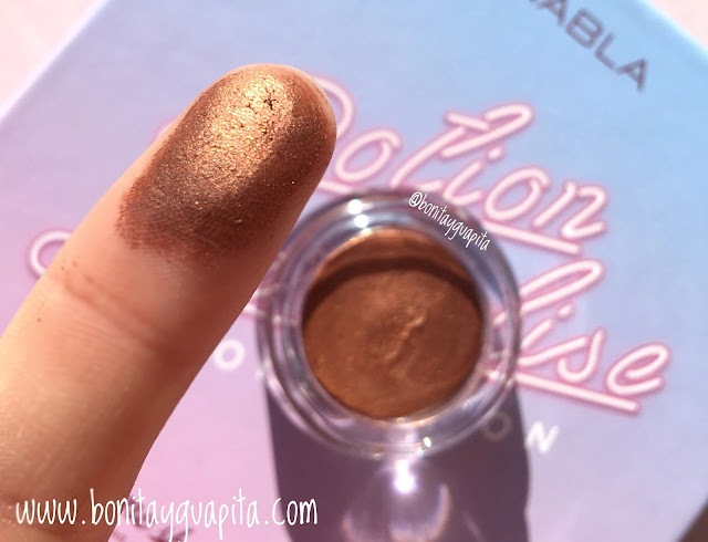 nabla creme shadow utopia swatch