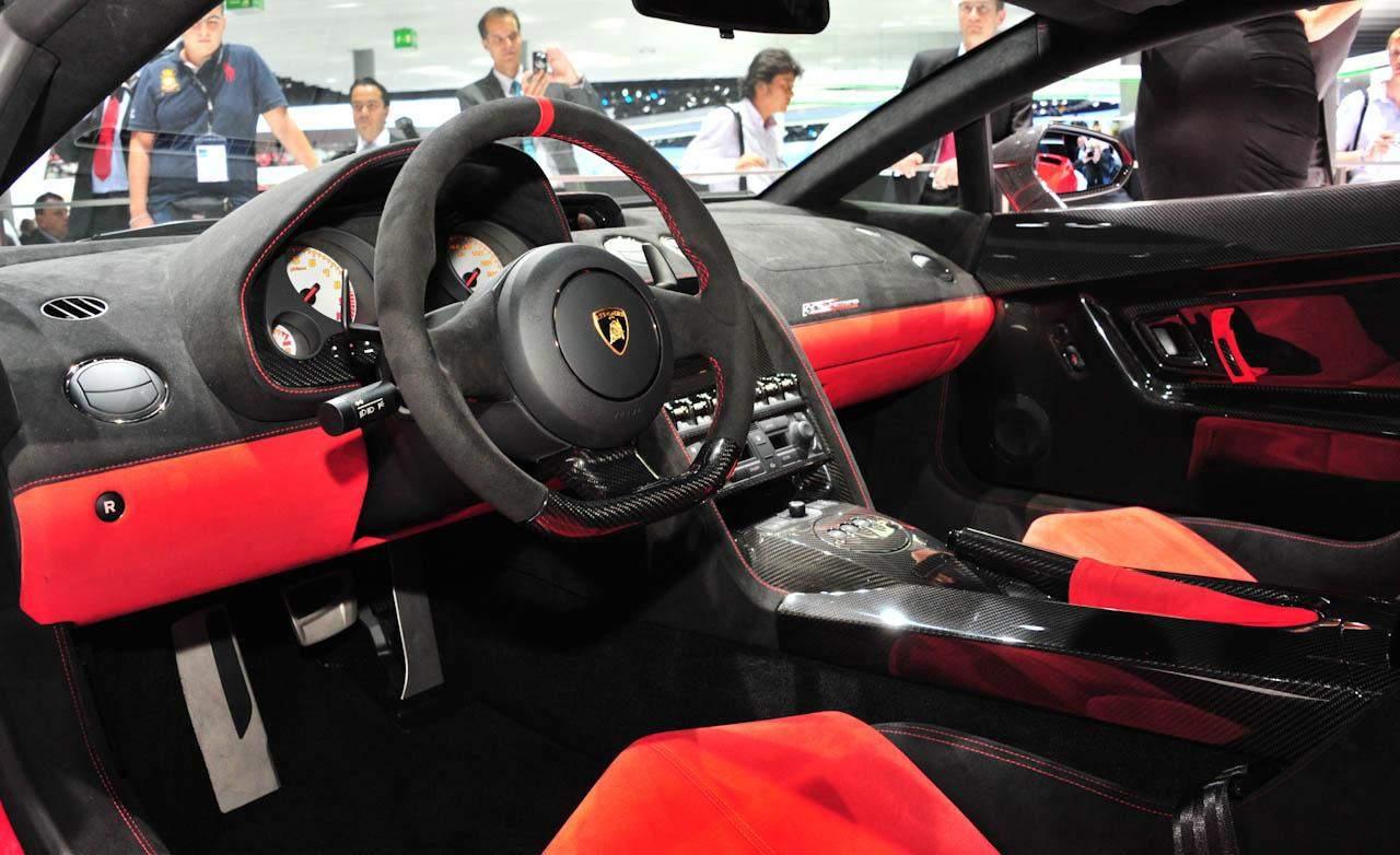 All About Ducati Lamborghini Gallardo Interior Design