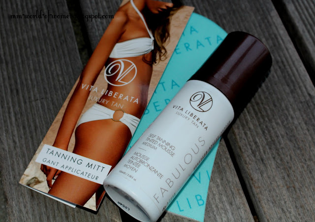 Vita Liberata Fabulous Self Tan Mousse Medium