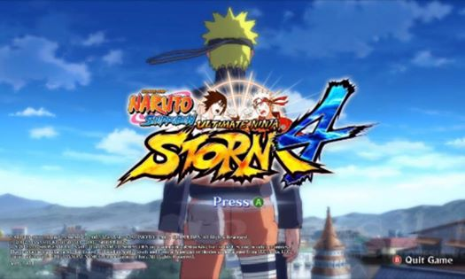 Naruto Senki Ultimate Ninja Storm 4 Full Character v2.0 Apk Terbaru