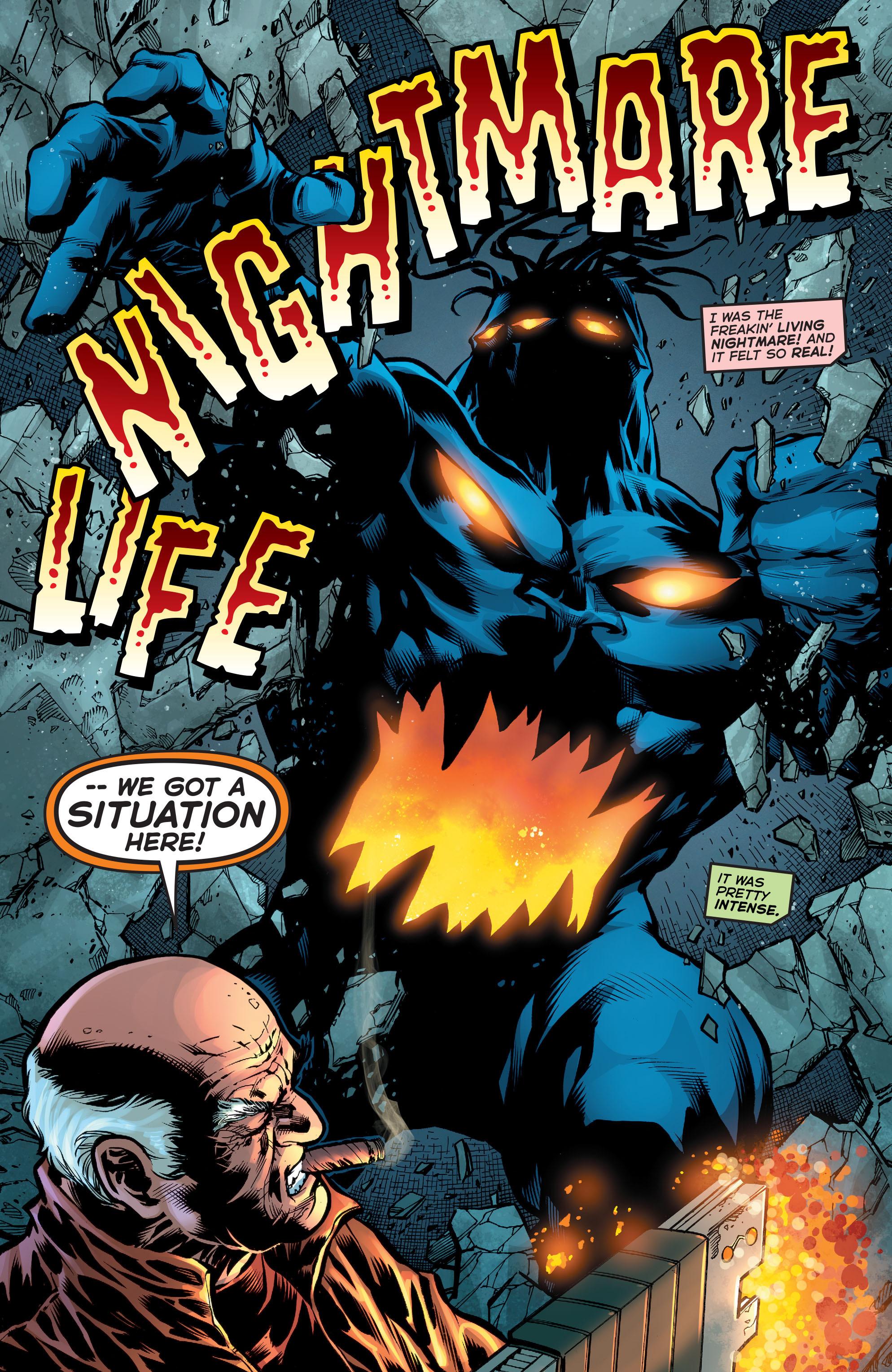 Read online Astro City comic -  Issue #31 - 4