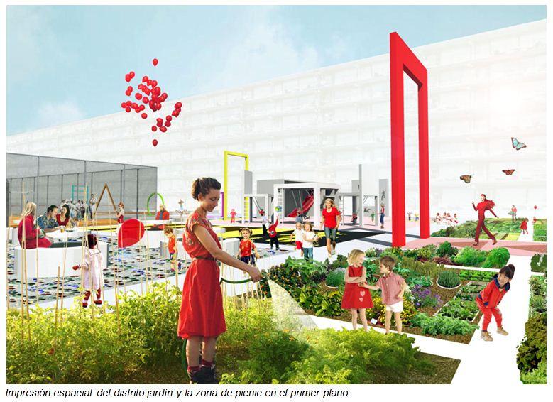 Apuntes Revista Digital De Arquitectura Concurso Zona De Juegos