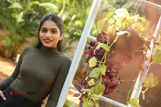 Tollywood Actress Punarnavi Bhupalam Latest Po Gallery in Black Trouser Pant at Pittagoda Movie Interview  0199.JPG