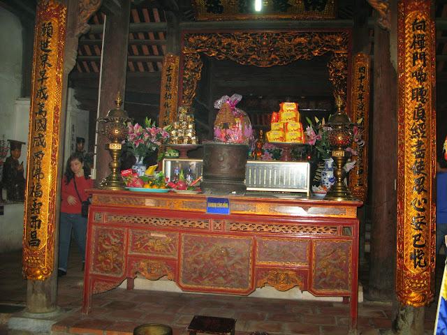 Cho thuê xe đi lễ hội Chùa Dâu Bắc Ninh giá rẻ tại Hà Nội