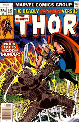 Thor #265, The Destroyer