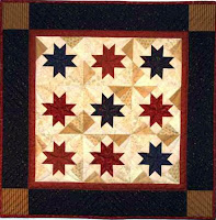 Rachels of Greenfield Scrap Star Quilt Kit