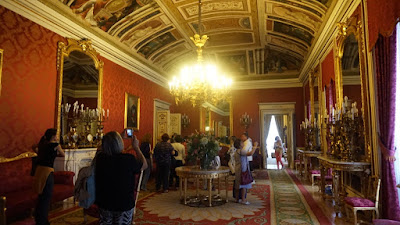 Interior del Palacio de Buenavista