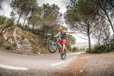 Bikebergsteigen Elba touren