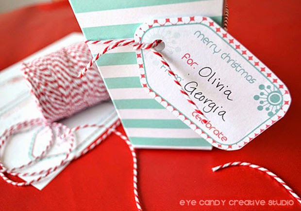 free holiday gift tags, christmas gift tags, holiday gift idea, free tags