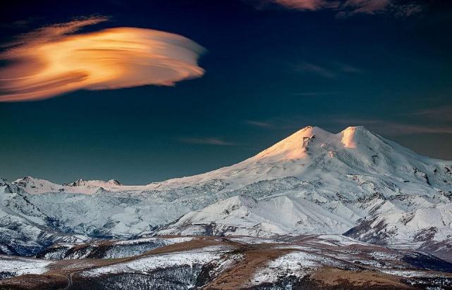 Глубоко под землей найдены гигантские горы