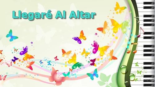 Llegare Al Altar