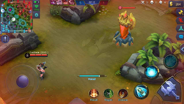 cheat mobile legend tanpa root