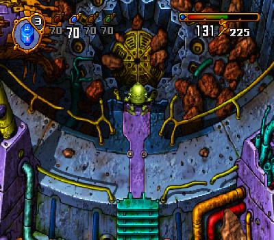 Elemental Gimmick Gear - Hueco torre