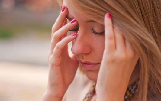 Sensación de ardor en la cara, síntomas de ansiedad