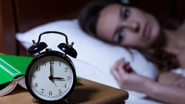 Sering Mengalami Gejala Insomnia Atau Susah Tidur?
