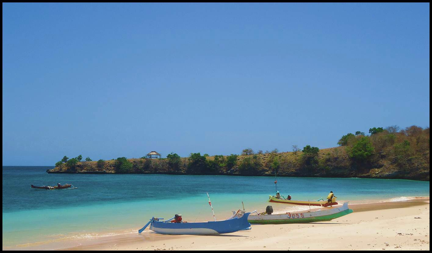 Pink Beach Lombok (NTB)   Indonesia Surfers Paradise